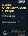 Manuel d'implantologie dentaire 4